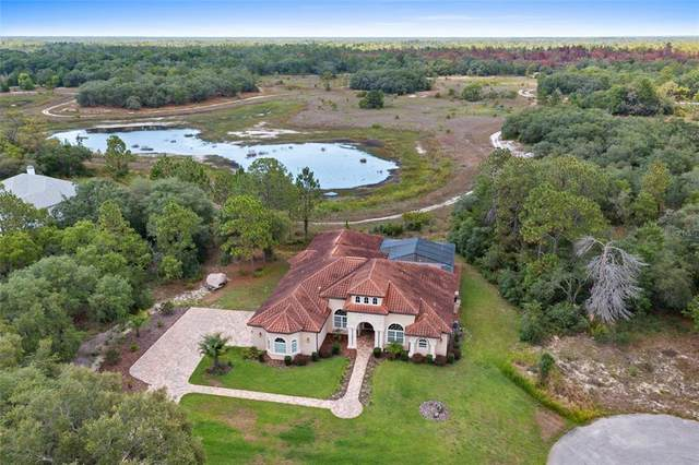 9709 Wilderness Trail, Weeki Wachee, FL 34613 (MLS #W7834658) :: Bob Paulson with Vylla Home