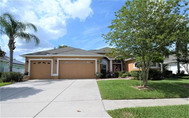 13635 Weatherstone Drive, Spring Hill, FL 34609 (MLS #W7834664) :: Team Pepka