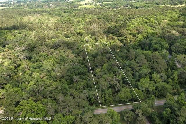 Neff Lake Road, Brooksville, FL 34601 (MLS #W7834678) :: Pepine Realty