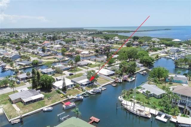 6603 Boatyard Drive, Hudson, FL 34667 (MLS #W7834684) :: Armel Real Estate
