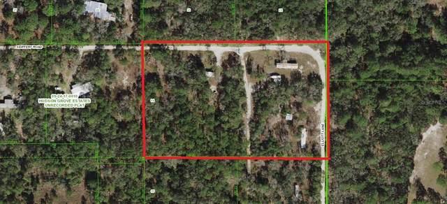 12122 Seiffert Road, Hudson, FL 34667 (MLS #W7834747) :: Zarghami Group