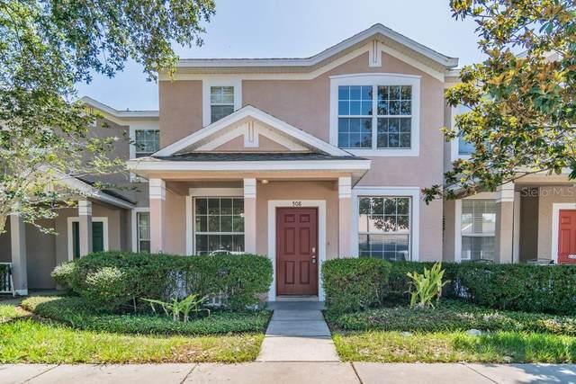 508 Golden Tree Place, Brandon, FL 33510 (MLS #W7834757) :: Frankenstein Home Team