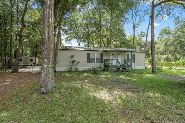 25438 Shamokin Drive, Brooksville, FL 34601 (MLS #W7834863) :: Expert Advisors Group