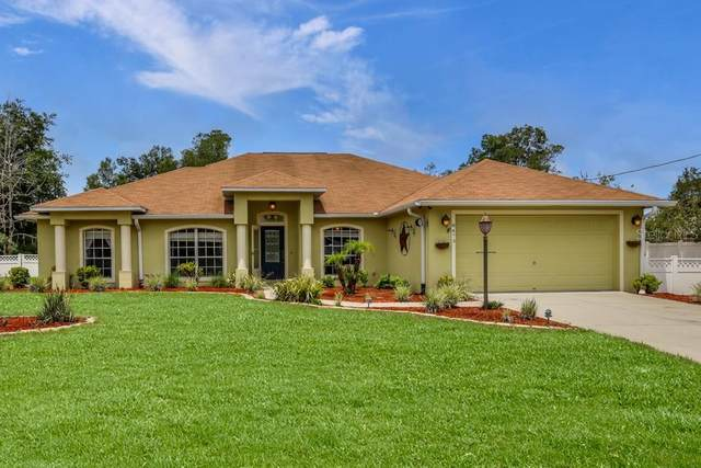 8473 Pinewood Avenue, Brooksville, FL 34613 (MLS #W7834880) :: The Home Solutions Team | Keller Williams Realty New Tampa