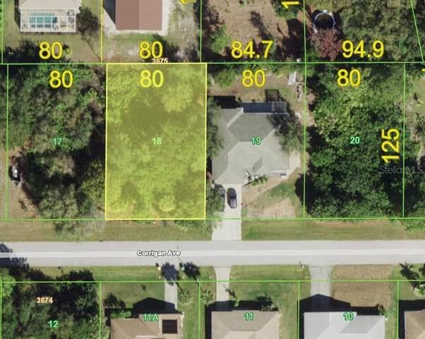 11044 Corrigan Avenue, Englewood, FL 34224 (MLS #W7834982) :: Coldwell Banker Vanguard Realty