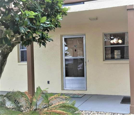 4937 Marine Parkway #102, New Port Richey, FL 34652 (MLS #W7834995) :: Sarasota Property Group at NextHome Excellence