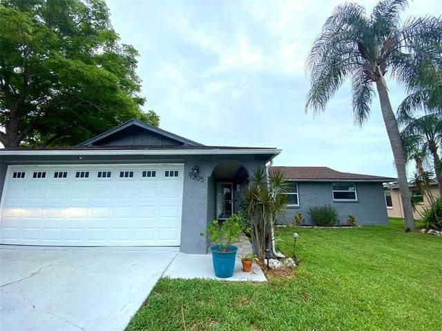 9305 Mansard Lane, Port Richey, FL 34668 (MLS #W7835018) :: RE/MAX Local Expert