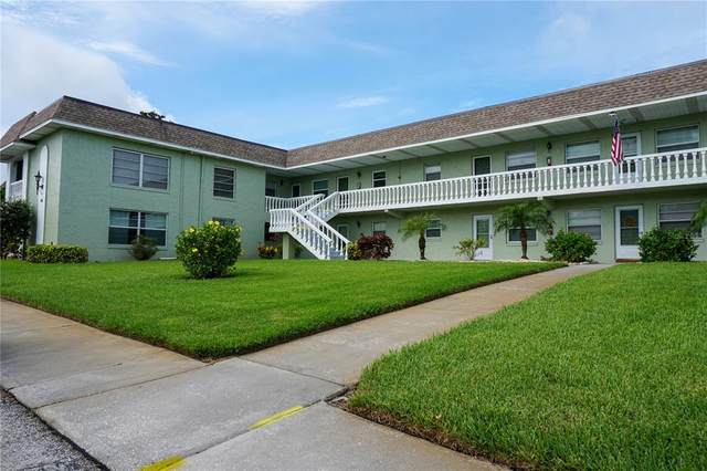 1250 S Pinellas Avenue #311, Tarpon Springs, FL 34689 (MLS #W7835049) :: CGY Realty
