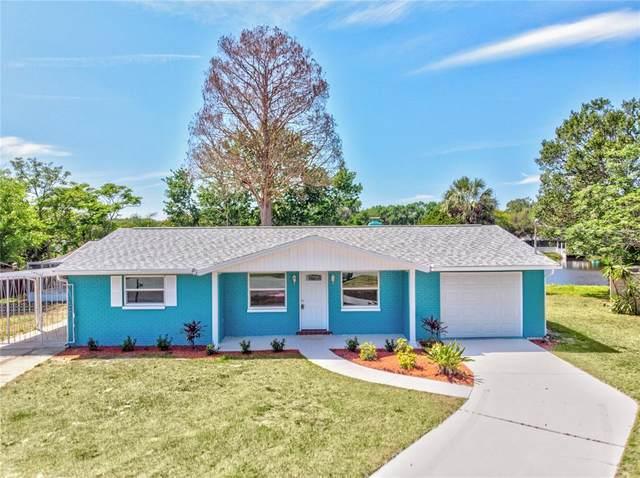 7155 Cedar Point Drive, New Port Richey, FL 34653 (MLS #W7835204) :: EXIT Realty Positive Edge