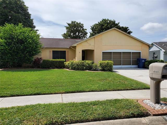 7206 Orchid Lake Road, New Port Richey, FL 34653 (MLS #W7835212) :: EXIT Realty Positive Edge