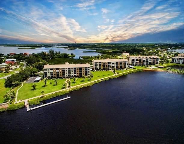 4650 Bay Boulevard #1013, Port Richey, FL 34668 (MLS #W7835512) :: CGY Realty