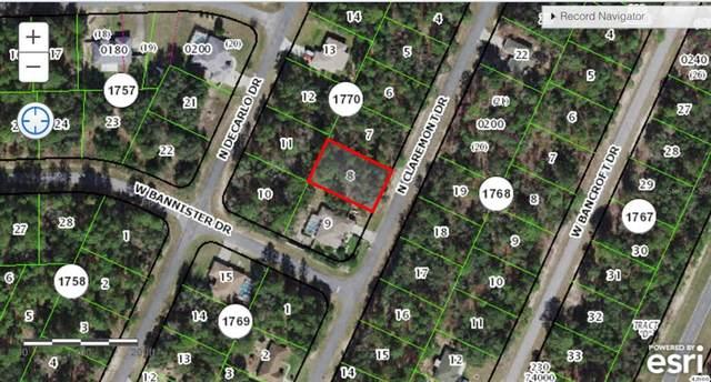 5780 N Claremont Drive, Citrus Springs, FL 34434 (MLS #W7835562) :: Gate Arty & the Group - Keller Williams Realty Smart