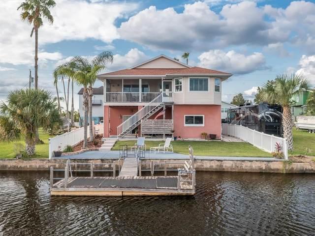 4022 Casa Court, Hernando Beach, FL 34607 (MLS #W7836011) :: The Hustle and Heart Group