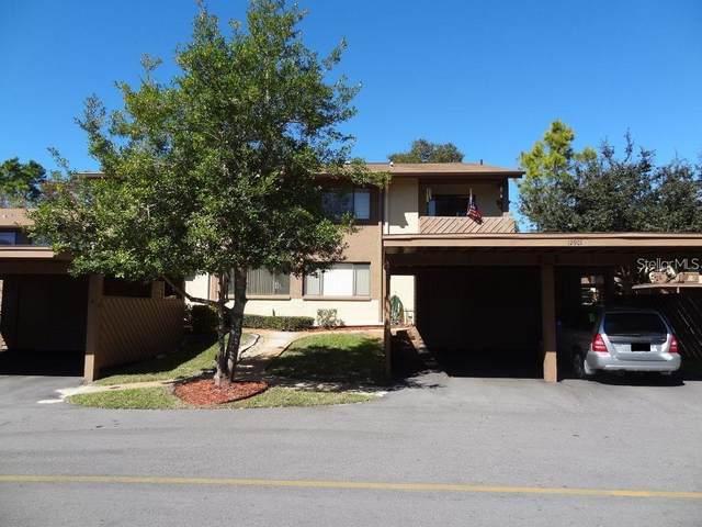 12901 Fairway Drive B, Hudson, FL 34667 (MLS #W7836016) :: Delgado Home Team at Keller Williams