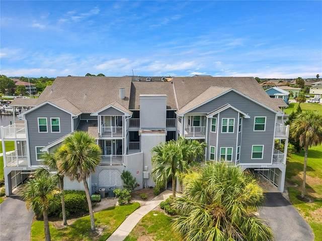 5712 Biscayne Court #203, New Port Richey, FL 34652 (MLS #W7836124) :: The Kardosh Team