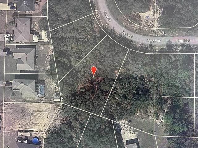 110 Tench Drive, Poinciana, FL 34759 (MLS #W7836150) :: Zarghami Group