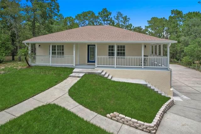 9005 Long Lake Avenue, Weeki Wachee, FL 34613 (MLS #W7836200) :: Zarghami Group