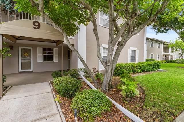 5265 E Bay Drive #915, Clearwater, FL 33764 (MLS #W7836232) :: The Kardosh Team