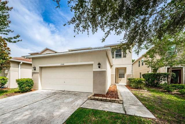 17548 Queensland Street, Land O Lakes, FL 34638 (MLS #W7836273) :: Cartwright Realty