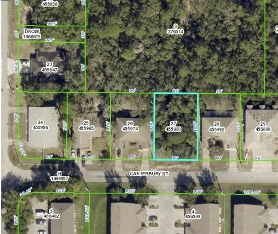 Canterbury Street, Spring Hill, FL 34606 (MLS #W7836286) :: Bustamante Real Estate