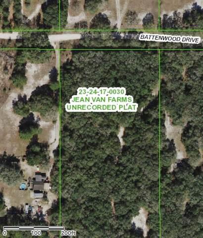 0 Battenwood Drive, Spring Hill, FL 34610 (MLS #W7836313) :: Team Bohannon