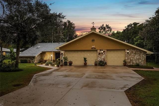 7488 River Country Drive, Weeki Wachee, FL 34607 (MLS #W7836503) :: Keller Williams Realty Peace River Partners