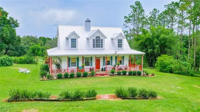 260 Myers Road, Brooksville, FL 34602 (MLS #W7836530) :: Everlane Realty