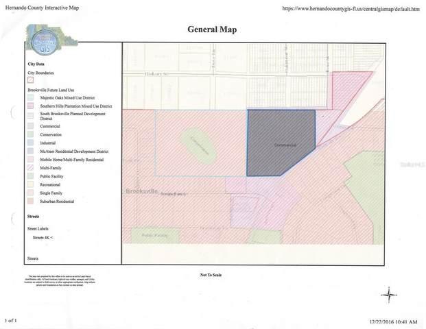 0 Howell Avenue, Brooksville, FL 34601 (MLS #W7836532) :: Cartwright Realty
