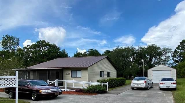 14355 Highgrove Road, Spring Hill, FL 34609 (MLS #W7836724) :: Team Bohannon
