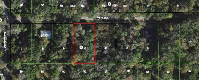 NW 20TH Street, Crystal River, FL 34428 (MLS #W7836810) :: Premium Properties Real Estate Services