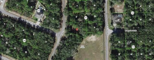 9541 N Agatha Drive, Citrus Springs, FL 34434 (MLS #W7836838) :: The Hustle and Heart Group