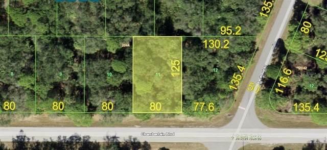 14290 Chamberlain Boulevard, Port Charlotte, FL 33953 (MLS #W7836975) :: MVP Realty