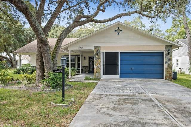 2201 Merion Court, Spring Hill, FL 34606 (MLS #W7837347) :: The Curlings Group