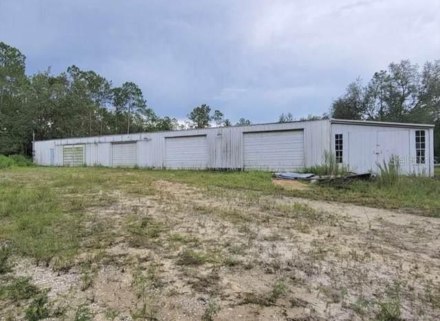 385 E Sunbeam Lane, Beverly Hills, FL 34465 (MLS #W7837429) :: Vacasa Real Estate