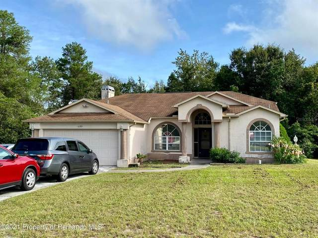 4699 Bayridge Court, Spring Hill, FL 34606 (MLS #W7837469) :: Everlane Realty