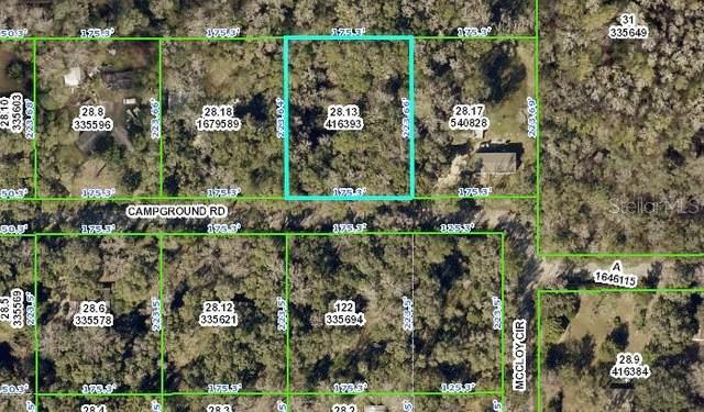 Campground Road, Brooksville, FL 34601 (MLS #W7837698) :: Vacasa Real Estate