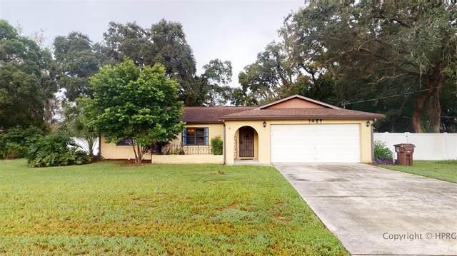1489 Meadow Lark Road, Spring Hill, FL 34608 (MLS #W7837922) :: RE/MAX Elite Realty