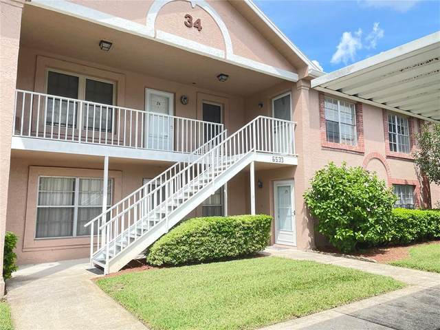 6533 Spring Flower Drive #15, New Port Richey, FL 34653 (MLS #W7837928) :: Carmena and Associates Realty Group