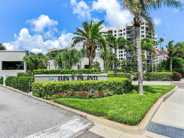 1660 Gulf Boulevard #1006, Clearwater, FL 33767 (MLS #W7837979) :: RE/MAX Local Expert
