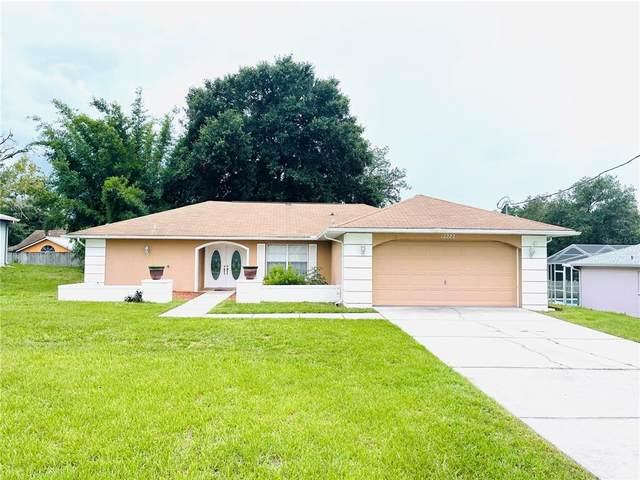 12222 Legend Street, Spring Hill, FL 34609 (MLS #W7837989) :: Everlane Realty