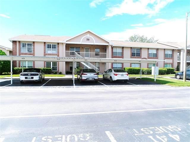 4805 Sunnybrook Drive #22, New Port Richey, FL 34653 (MLS #W7838056) :: Alpha Equity Team