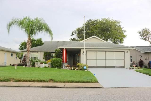 8937 Glen Moor Lane, Port Richey, FL 34668 (MLS #W7838064) :: Everlane Realty