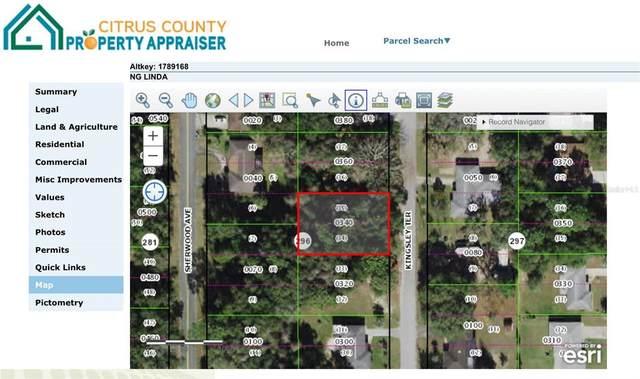725 Kingsley Terrace, Inverness, FL 34450 (MLS #W7838096) :: Team Turner