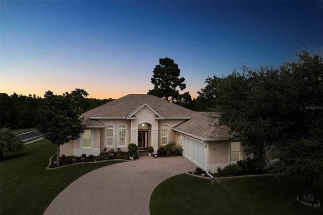 5874 Brackenwood Drive, Spring Hill, FL 34609 (MLS #W7838171) :: Carmena and Associates Realty Group