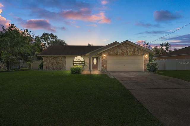 1243 Larkin Road, Spring Hill, FL 34608 (MLS #W7838250) :: Dalton Wade Real Estate Group