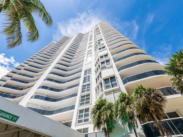16711 Collins Avenue #1003, Sunny Isles Beach, FL 33160 (MLS #W7838284) :: Kelli and Audrey at RE/MAX Tropical Sands