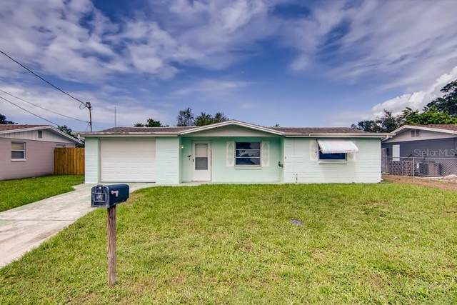 5201 Suwannee Drive, New Port Richey, FL 34652 (MLS #W7838308) :: Southern Associates Realty LLC