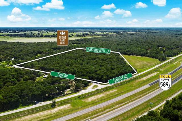 30.75 Acres Lenway Rd/Disk Dr/Wishing Well Ln, Spring Hill, FL 34610 (MLS #W7838322) :: Vacasa Real Estate
