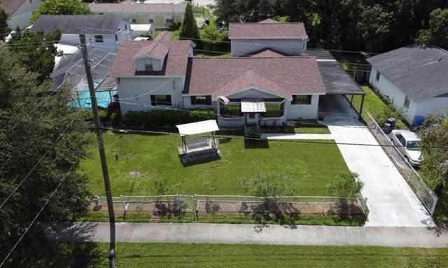 2315 E 148TH Avenue, Lutz, FL 33549 (MLS #W7838337) :: Griffin Group