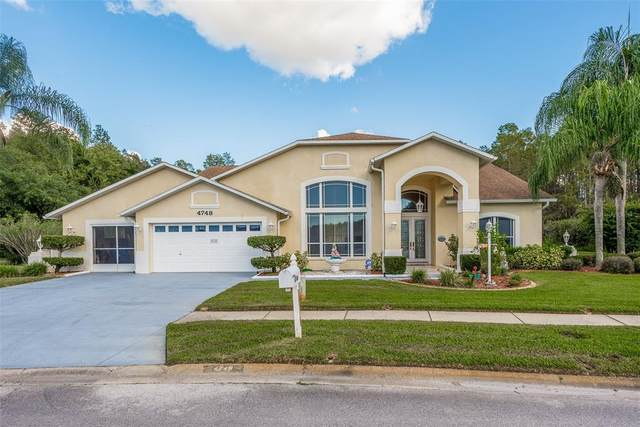4748 Spring Side Drive, New Port Richey, FL 34653 (MLS #W7838789) :: Global Properties Realty & Investments